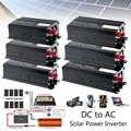 Solar Inversor 1000W 12 Contínua V DC Para 230V AC Modified Sine Wave Converter
