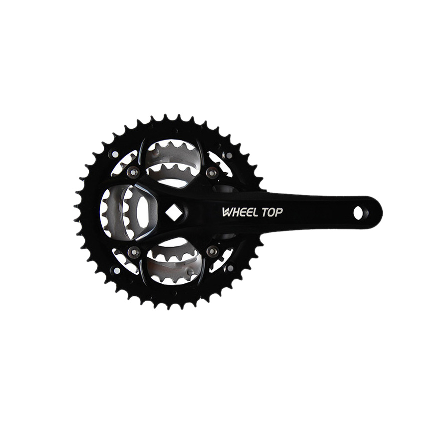 free shipping mountain bike Crankset compact disk accessories bike 8/9 speed mountain bicycle chainwheel Cranks WT-001