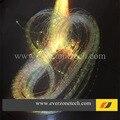 FY3W-750-001 RGB красочные светодиодные волоконно-оптические пучки 50 шт 2 м занавес кабель с внешней прозрачной ПВХ-оболочкой