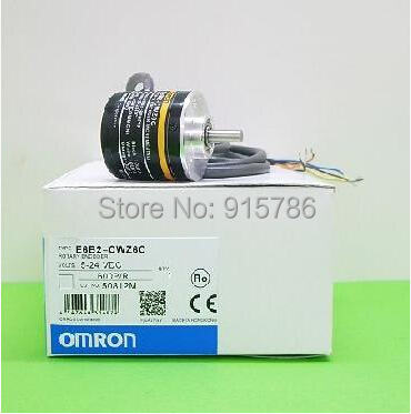 Incremental Rotary Encoder,Compact Encoder E6B2-CWZ3E/1024P/R Reslolution1024,power Supply Voltage DC5-24V