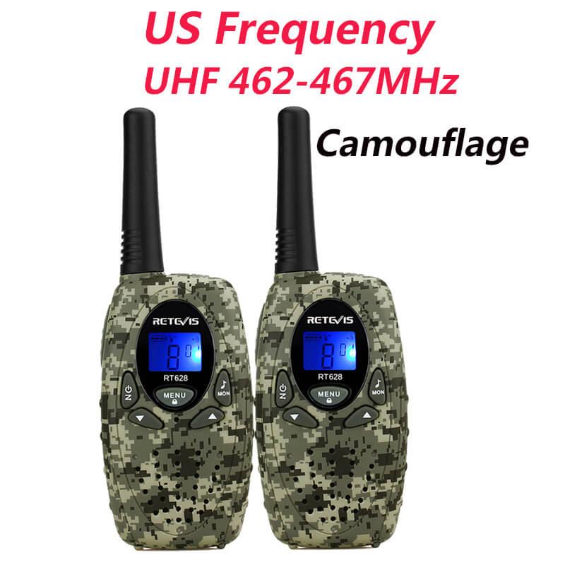 Camouflage US