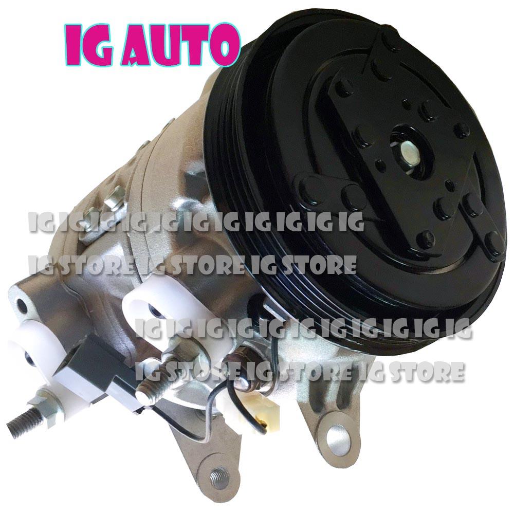 Ac Compressor For Nissan Skyline R33 With Pulley Evaporator Hyundai Trajet Balakanhg 1a 2a 3a 4a
