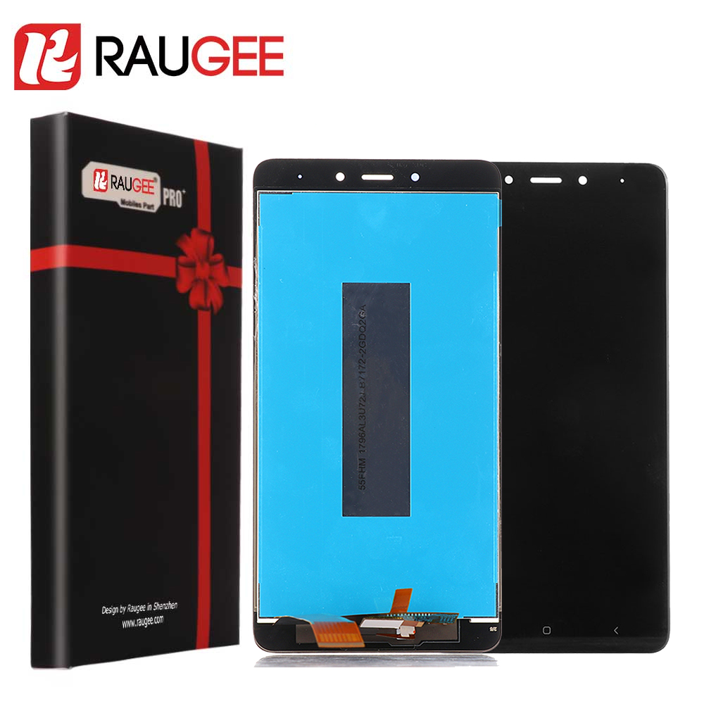 For Xiaomi Redmi Note 4/4X Pro LCD Screen Display+Touch Screen with Frame Replacement for Redmi Note 4 Pro Prime MTK Helio X20