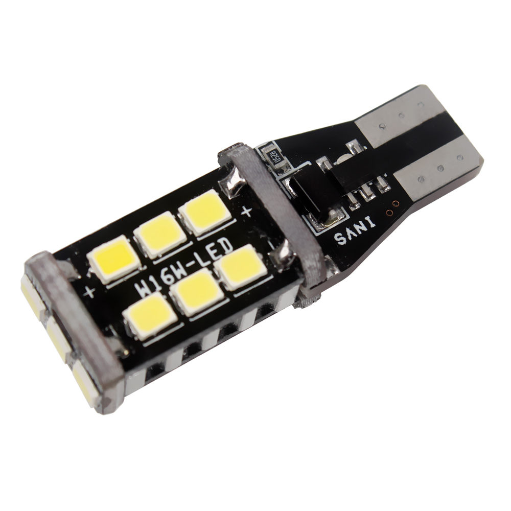 Decoding LED T5 2835 15smd DC 12V Auto Replacement Parts ...