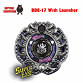 1PCS BEYBLADE METAL FUSION beyblade Zero-G  BBG-17 Archer Gargole SA165WSF   Metal Fusion 4D Beyblade  With  Launcher