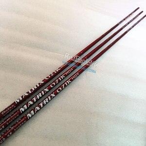 Image 5 - 3 pièces/lot nouvelle matrice darbre de pilote de Golf OZIK HD4 16 coin Graphite arbre de Golf R ou S Flex MATRIX Golf arbre en bois livraison gratuite