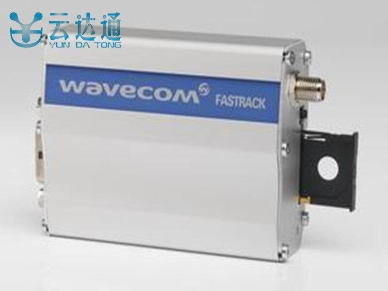 Quad band Universal Wavecom q24plus Fastrack M1306B rs232 Modem Open AT Command M2M Solution Bulk SMS Available клейкие заст жки 3 m command в краснодаре в икеи