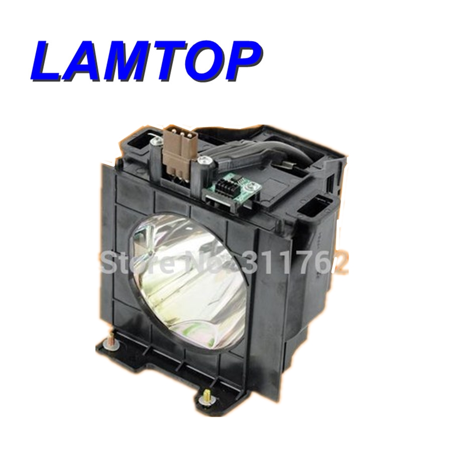 replacement  projector bulb / LAMP  with cage ET-LAD40 fit for  PT-D4000E bl fp230d original projector bulb with cage fit for hd200x hd2200 eh1020 hd20lv