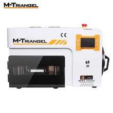 M-Triangel Vacuum Laminating And Bubble Remover All In One For 7' Flat/Curved Screen Iphone Samsung Huawei Phone LCD Screen