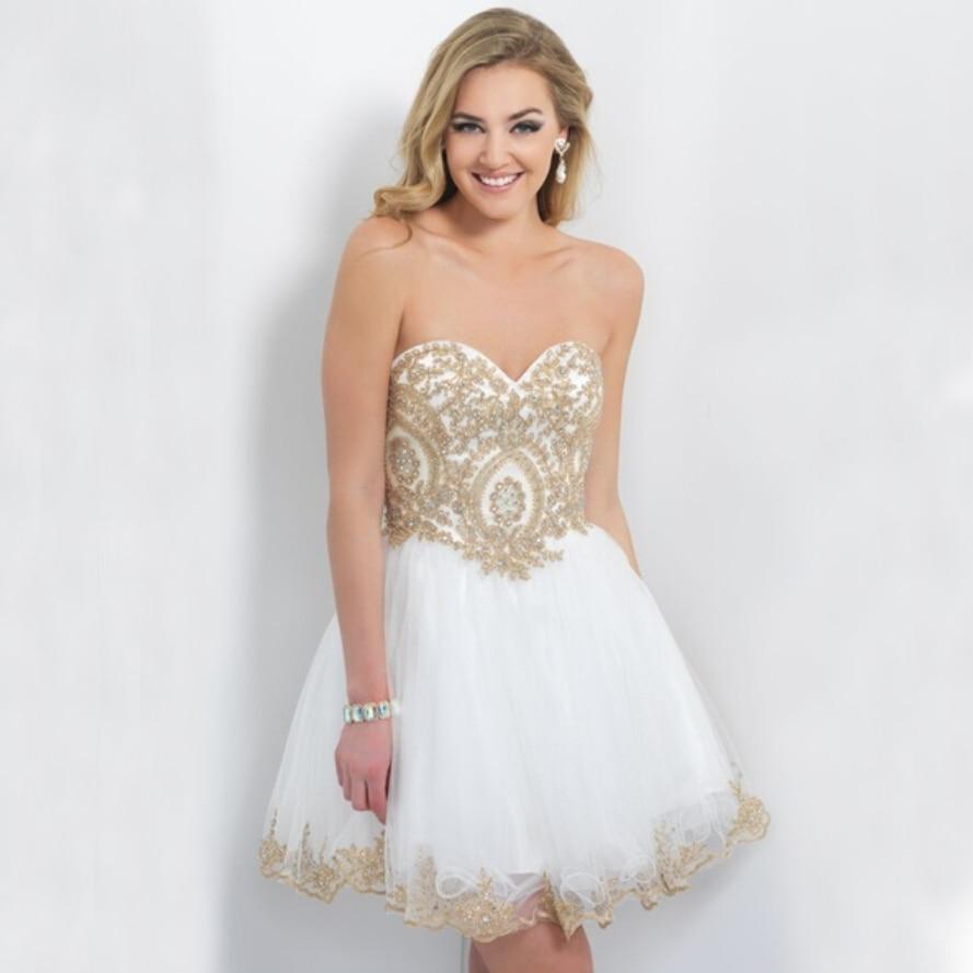 Aliexpress.com : Buy Luxury Beaded Gold Lace Sweetheart ...