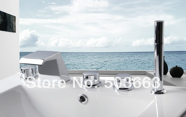 Vasca Da Bagno Miglior Prezzo : Miglior prezzo waterfall design pezzi leva bagno vasca