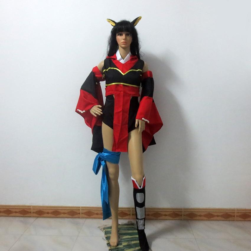 Chaos Dragon Eiha Cosplay Costume Custom Made Any Size