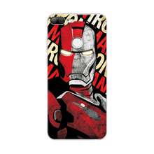 Charming Painted Phone Case Cover For Huawei Honor 9 lite Marvel Avengers Captain Case For Huawei Honor 9 Lite Honor9 Lite 5.65″