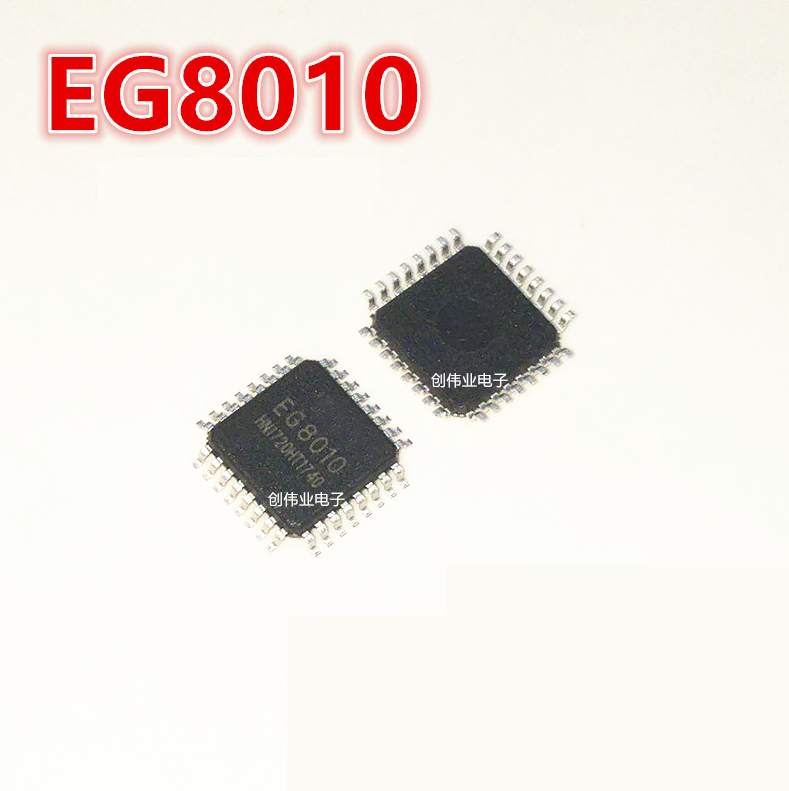 EG8010 LQFP32 Package Sine Wave Inverter Chip