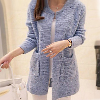 Long Cardigans Loose Casual Sweater