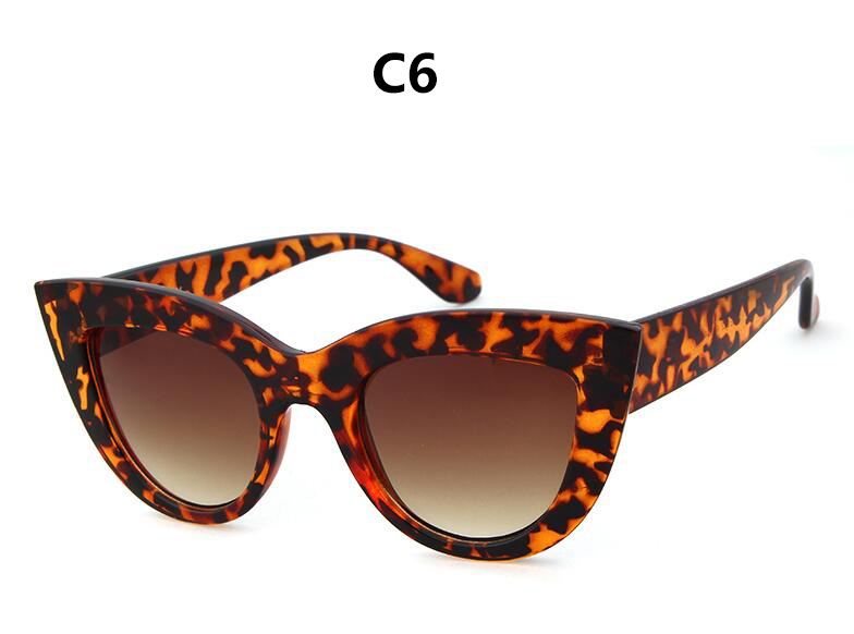 HTB1fDesRpXXXXaDaXXXq6xXFXXXh - Women's cat eye sunglasses ladies Plastic Shades quay eyewear brand designer black pink sunglasses PTC 221