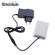 Wireless Relay output control home appliance for G90B WIFI GSM alarm Security GPRS Golden Security smart home alarm system cheap Emooluxr EU Plug DC12V Other 433MHz