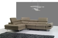 genuine leather sofa set living room sofa sectional/corner sofa set home furniture couch/  big size sectional L shape recliner morden sofa leather corner sofa livingroom furniture corner sofa factory export wholesale c59