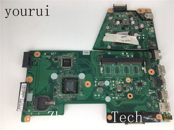 yourui High quality  For ASUS X451C X451CA Laptop Motherboard  REV2.1 SR0N9  i3-3217u CPU  Fully Tested Free Shipping