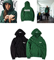 Fashion Autumn and Winter Vetements Hooded Jacket Men and Women Leisure Couple Loose Hoodies Hip Hop Skateboard Palace Hoodies