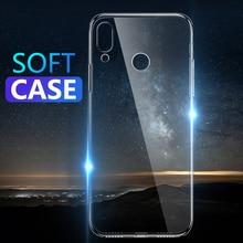 Soft Silicone TPU Case For Huawei P Smart Plus 2019 P30 P20 P10 Mate 10 20 Lite Pro X Honor 10 View 20 Play 8X Nova 3 3i V20