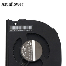 Asunflower Laptop Cpu For Apple AirPort Extreme A1470 Time Capsule Cooling Fan MG60121V1-C01U-S9A