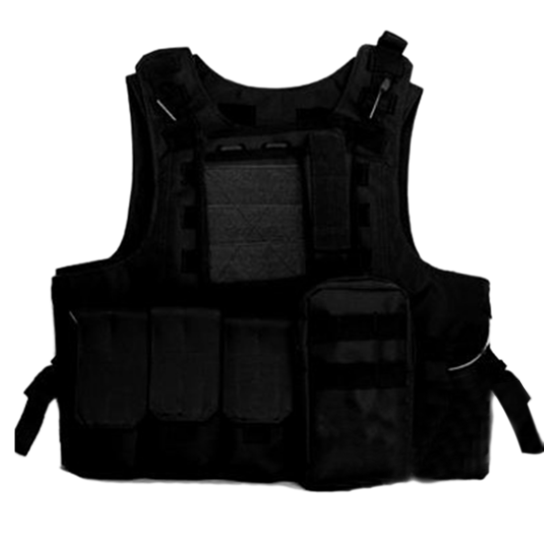 Outdoor Tactical Vest Men Waistcoat Combat Molle Military Multi Pockets Vest Oxford Sports CS Wargame Equipment Airsoft outdoor sports pockets sv012199