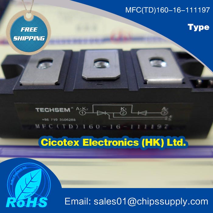 Module MFC (TD) 160-16-111197Module MFC (TD) 160-16-111197