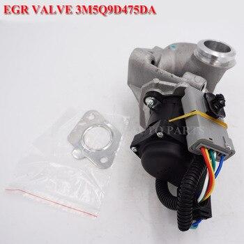 Zawór EGR dla FORD C-MAX FIESTA V PARTY VI FOCUS II skupić się C-MAX MAZDA 3 VOLVO C30 S40 S80 II v50 V70 III EGR015 1229960 125438