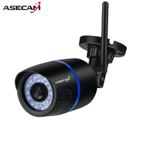 Wireless HD Wifi 1080P IP Camera Wi Fi P2P Onvif Bullet Night Vision Waterproof CCTV Security