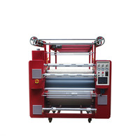 Многоцветный роторный передачи шнур, ремень Сублимация ленточная печатная машина тепла пресс ленточный принтер передачи ширина 800 мм