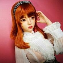 人形 bjd ナオミ 1/3 樹脂フィギュアファッション女性の身体のおもちゃベスト誕生日 gif