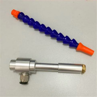130mm Vortex Cold And Hot Air Gun Cold Air Gun Dry Cooling Gun Flexible Tube
