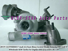 NEW KP39 BV39 54399700017 54399880017 Turbo Turbocharger For AUDI A3 For SEAT Ibiza Cordol Skoda Octavia 1.8T Engine ATD E3 1.8L