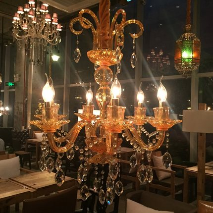 chandelier k9 led