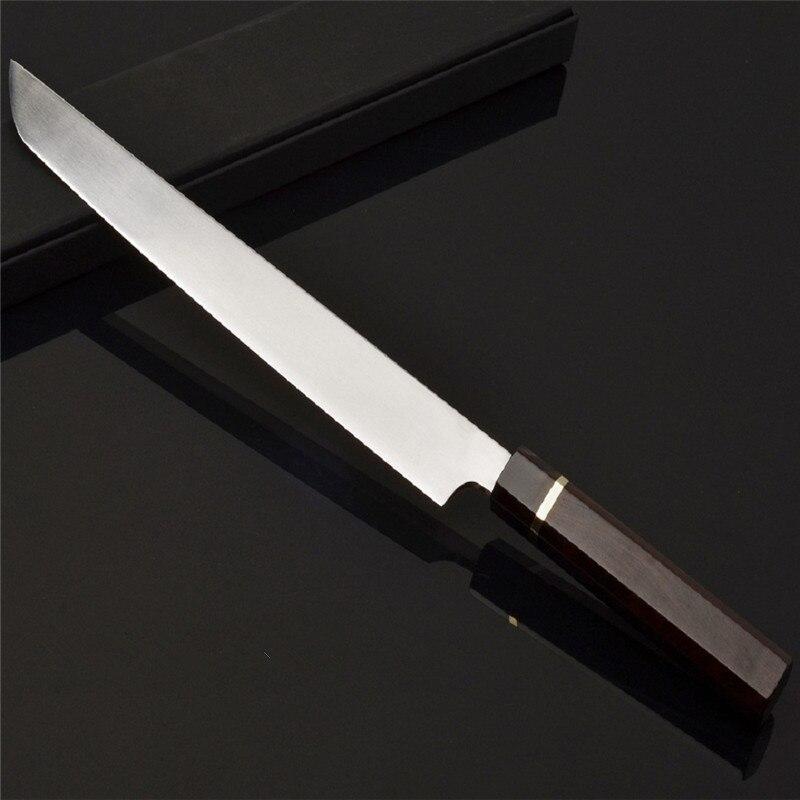 12 German Stainless Steel Katana Sashayed Knife Kitchen Cooking