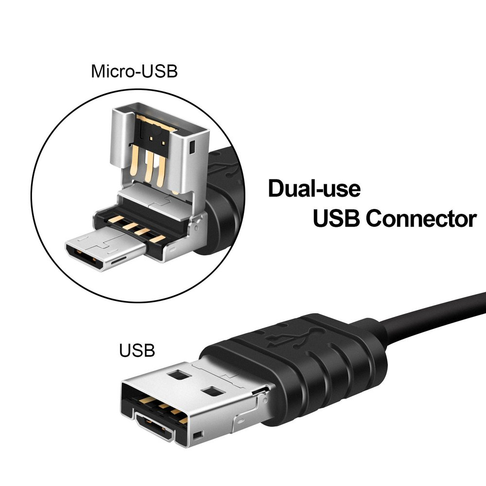 Micro USB OTG Cable Charging Data Adapter Cable For Samsung S6 S5 S4 Note 5 Note micro usb otg cable charging data adapter cable for samsung s6 s5  at n-0.co