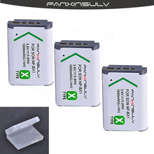 3pcs NP BX1 NP-BX1 Battery + 3 Battery case for Sony DSC RX100 M6 M5 M4 M3 M2 CX405 CX240E PJ410  HX300 HX400 HX50 HX60 GWP88 eva digital camera case bag for sony dsc rx100 rx100 ii rx100 iii rx100 iv m4 m5 wx500 w800 w830 hx60 hx50 hx30v hx30 cover