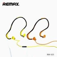 Remax Headphone For Xiaomi Neckband Sport Earhone Noctilucent Twist Design Wired Headset Waterproof For Xiaomi Redmi