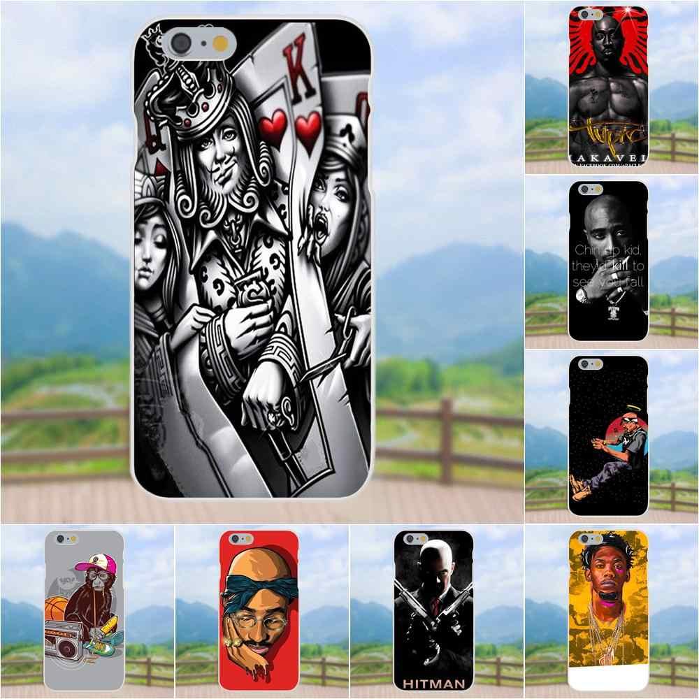 2pac توباك شاكور مفتاح الفن لينة TPU الفن غطاء حالة ل Xiaomi Redmi ملاحظة 2 3 3 4 ثانية 4A 4X5 5A 6 6A الموالية زائد
