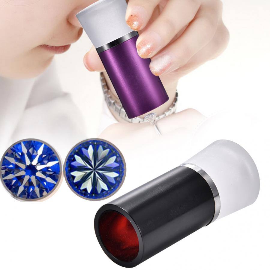 Hearts and Arrows Cutting Scope Loupe Magnifier Jewelry Diamond Viewer