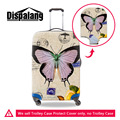 Dispalang Butterfly Print Travel Accessories High Elastic Luggage Cover For 18-30inch Travel Case Suitcase Protective Dust Cover