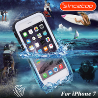 SINCETOP Waterproof Case For IPhone 7 Coque For IPhone7 IPX 8 Diving Underwater Cover For IPhone