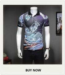 Dragon-3D-Print-M-3XL-2017-Summer-Short-Sleeve-Polo-Shirt-Men-Business-Casual-Mens-Polo