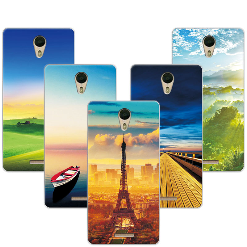 Exotic Case For BQ BQ-5201 Case Cover Soft Silicone Painting Cover For BQ BQ5201 BQ 5201 5.2 Capa Shell Fundas Coque+Free Gift