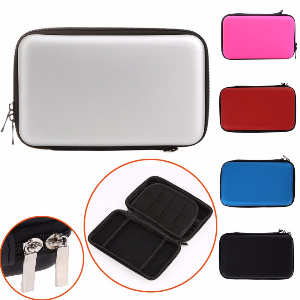 Hard Carry Case Cover Bag Pouch Skin Sleeve Eva Skin For Nintendo 3DS XL/LL New 0321