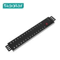 Sipolar промышленного класса 30 порты и разъёмы usb powered данных зарядное устройство концентратора 2.1A быстрой зарядки станции для
