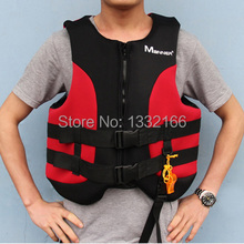 Professional Life Jacket Water Sport Survival Suit Fishing Clothes Country Grade Life Vest Outdoor Swimwear Dedicated