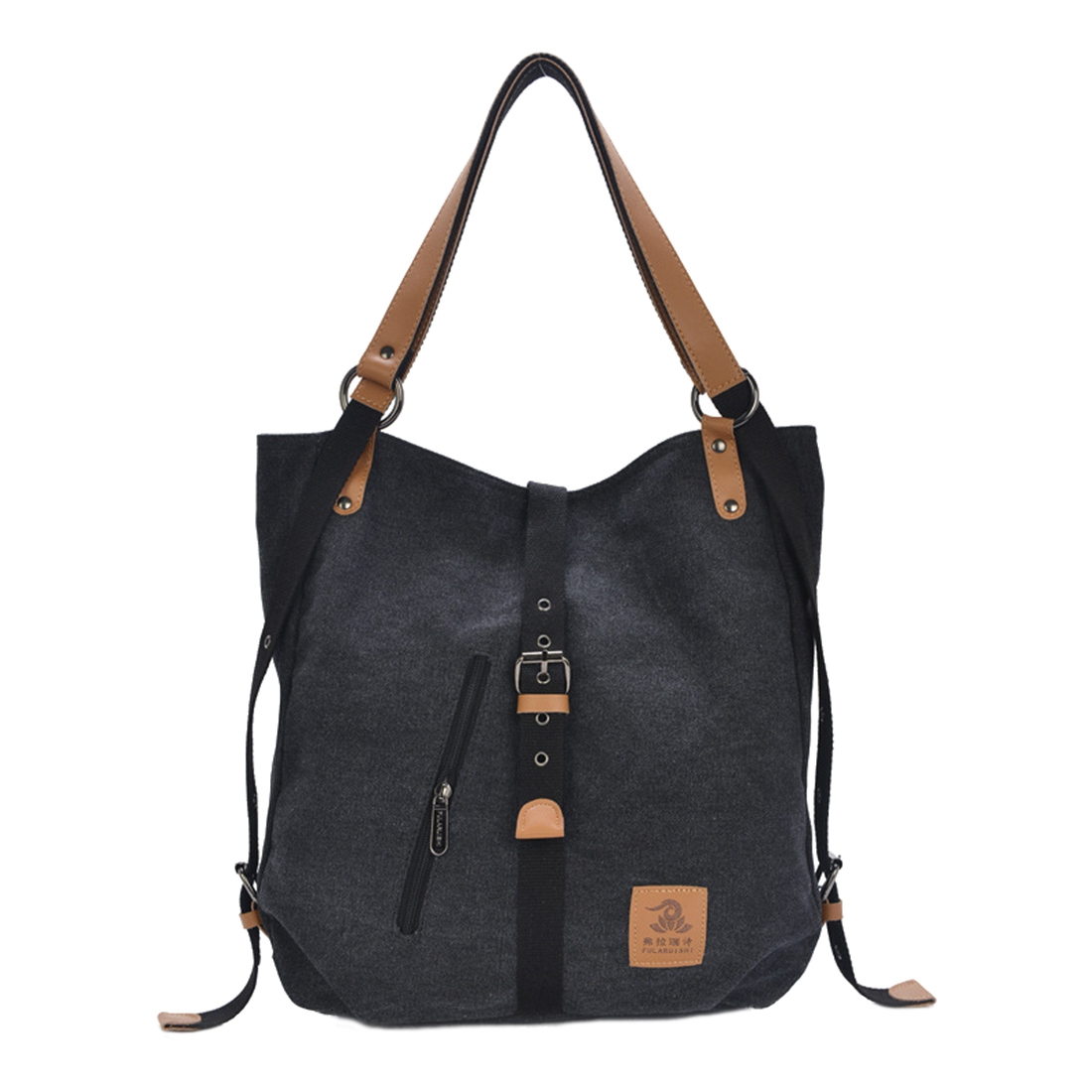 And Canvas Multifunctional Messenger Bag Shoulder Bag