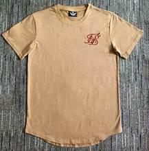 1ee194b42d8 HIPFANDI Fashion summer green red Khaki T-shirt Cotton Swag T shirts  skateboard T shirt